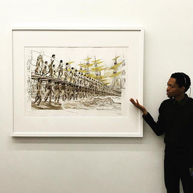 Julien Sinzogan (Benin) La jetée, 2010