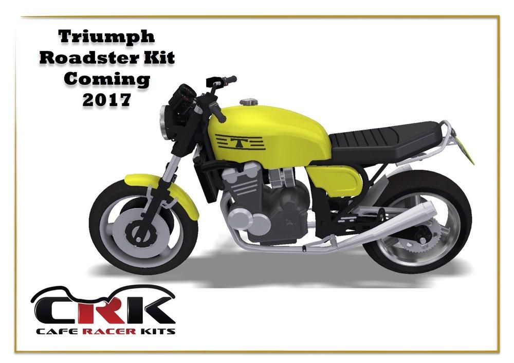 CRK Triumph Roadster 900/1200