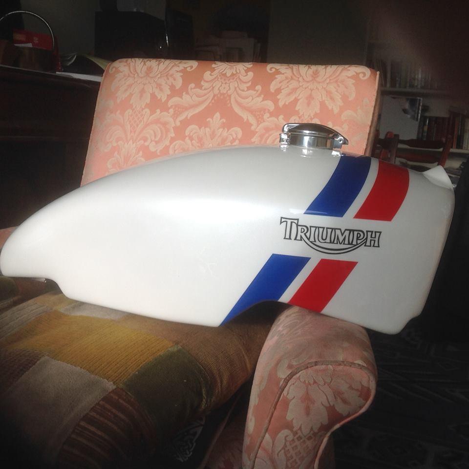 Triumph Cafe Racer Conversion