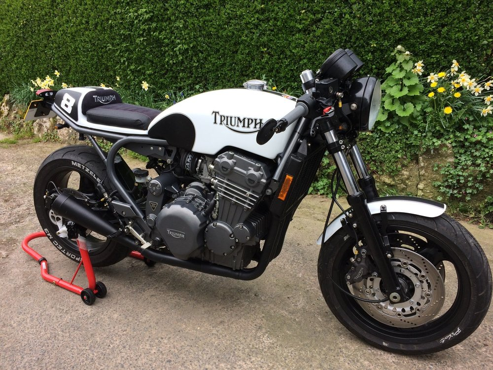 Triumph Cafe Racer Conversion