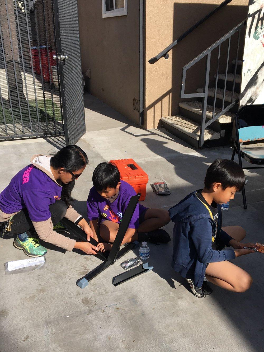 Group assembling bike racks.jpg