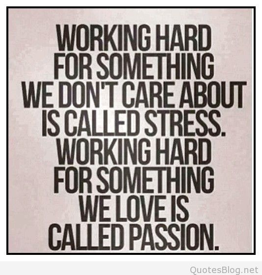 Make a decision to do what you love, work hard at it and share your passion.  Ciao!  Latrice