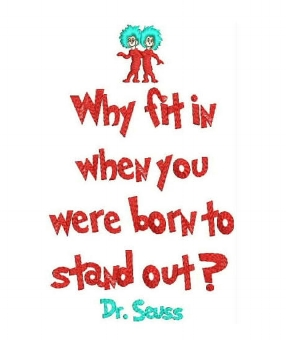 Great Dr. Seuss Quote