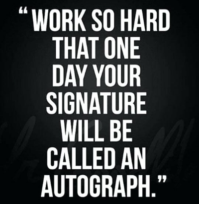 Signature will be called an autograph quote.jpg