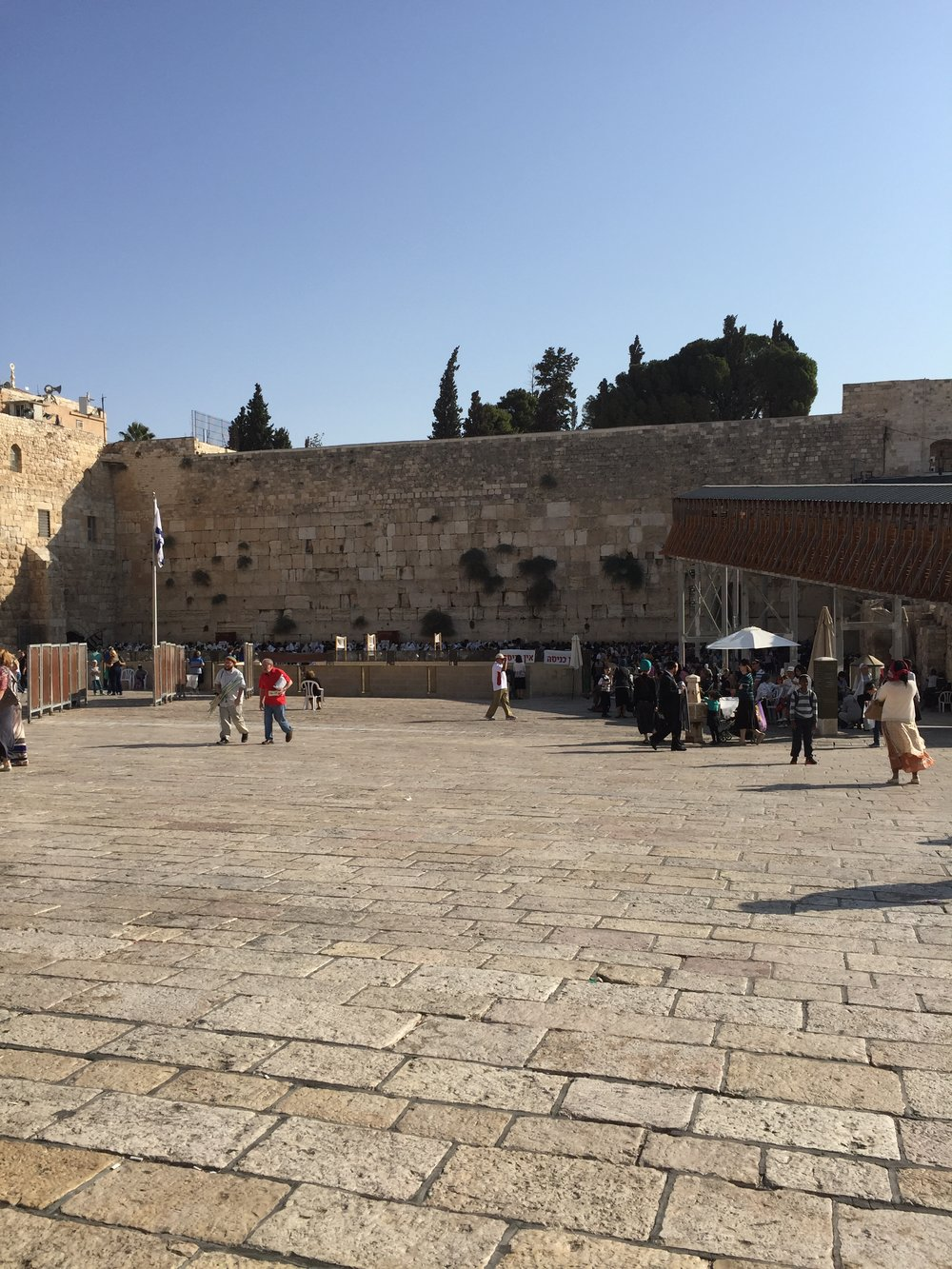Wailing Wall   Jerusalem, Israel
