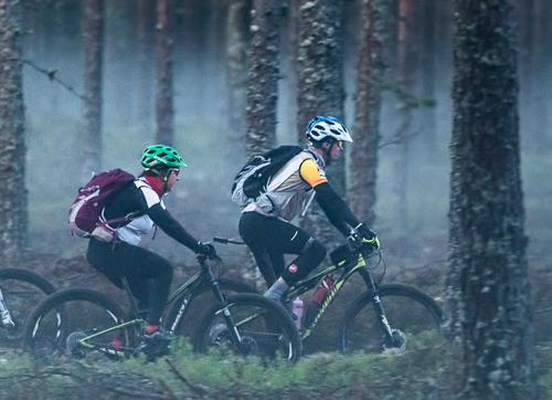 Maastopyöräily 28. Toukokuuta, 2016 - klo 4:00