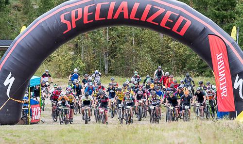 Maastopyöräily / Sappee MTB 3. Syyskuuta, 2016