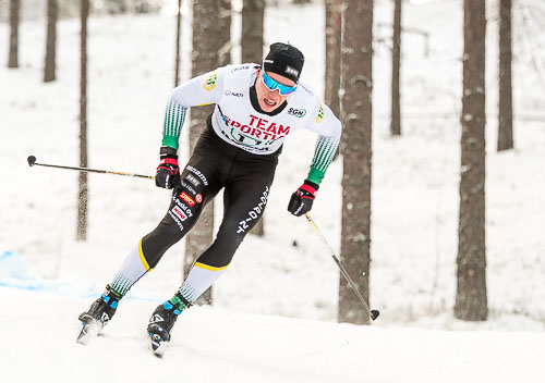 Hiihto, Suomen Cup, Jämi 15. Tammikuuta sunnuntai