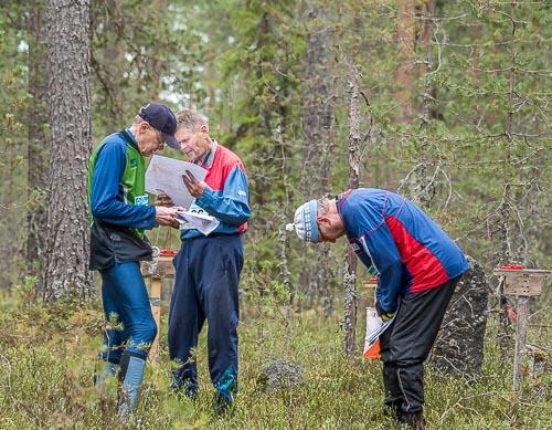 Suunnistus, Kalevan Kierros 2017 / Vatula, Ikaalinen 27. Toukokuuta, 2017