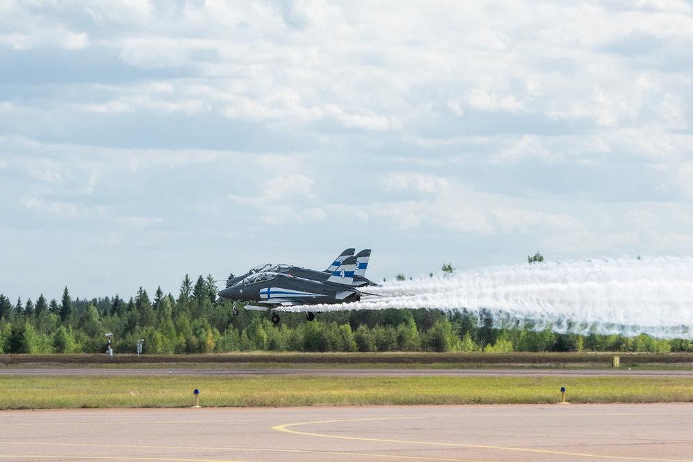 Midnight Hawks / BAE Systems Hawk
