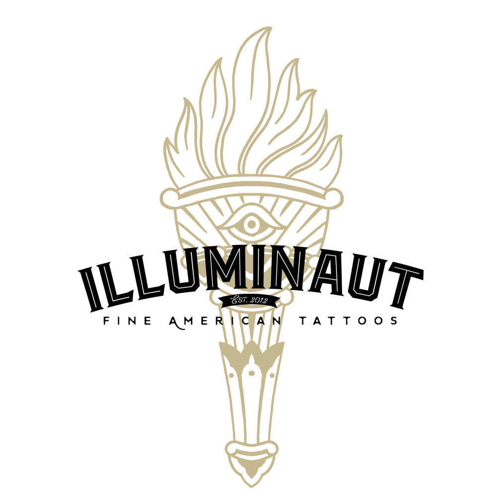 ILLUMINAUT is an appointment-only tattoo and illustration studio located in the heart of Ludlow, Kentucky.
