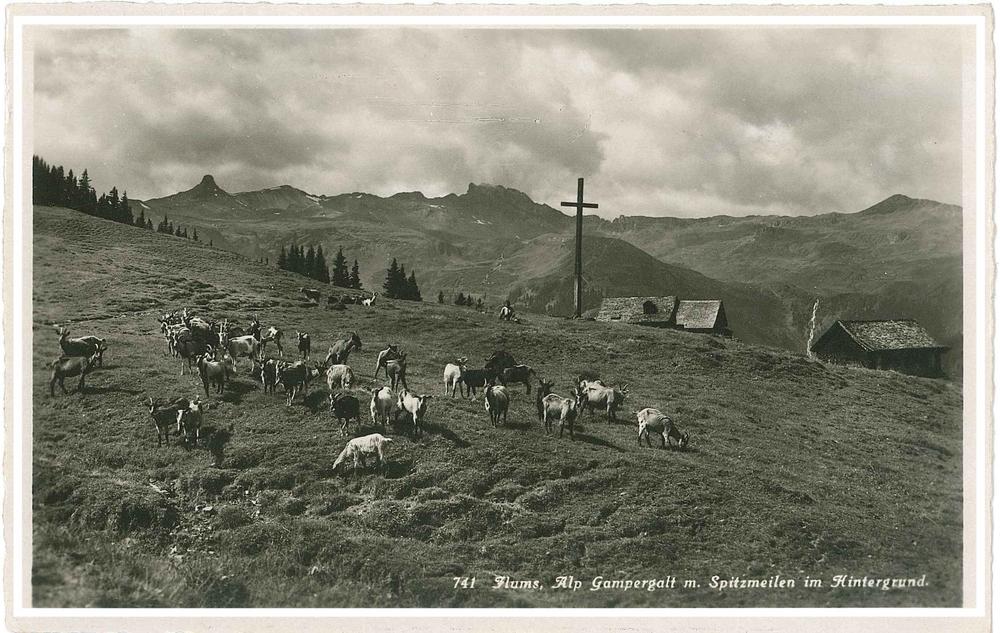 Alp Gampergalt, Flums 1939.jpg