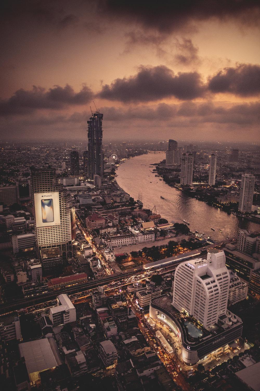 Destil Bar, Bangkok