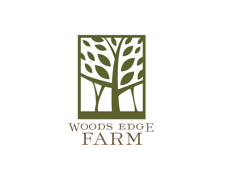 Woods Edge Farm Identity : Designed as Partner Skillet Design