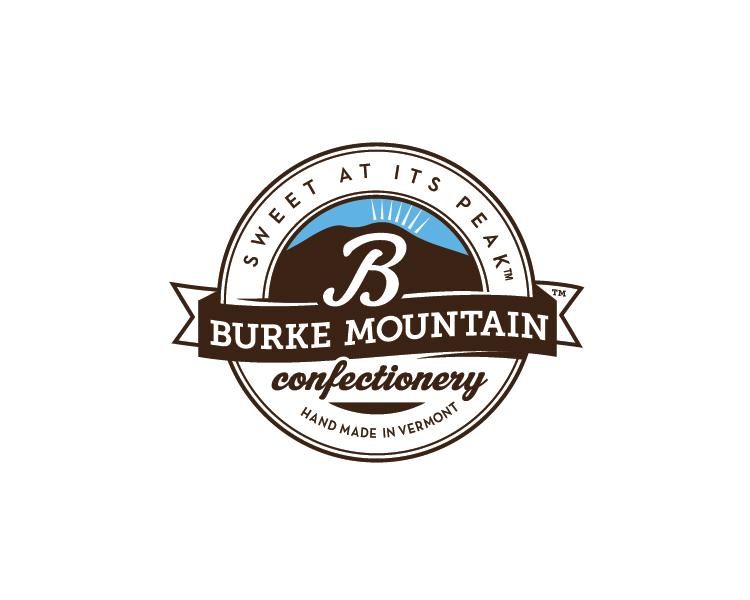 Burke Mountain Confectionery : Designed as Partner Skillet Design