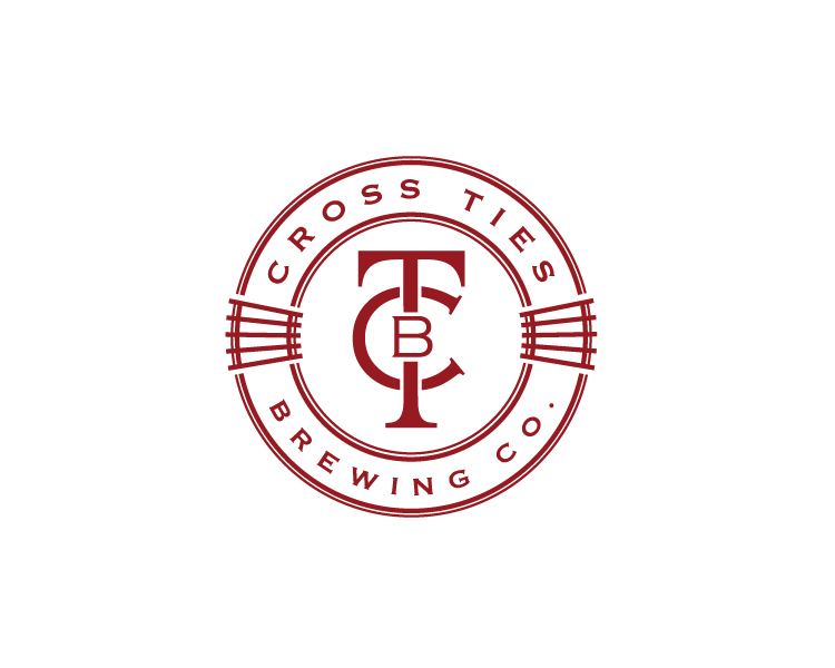 Cross Ties Brewing Company Identity - Concept