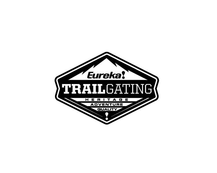 Eureka Tailgating Logo : Designed as Partner Skillet Design