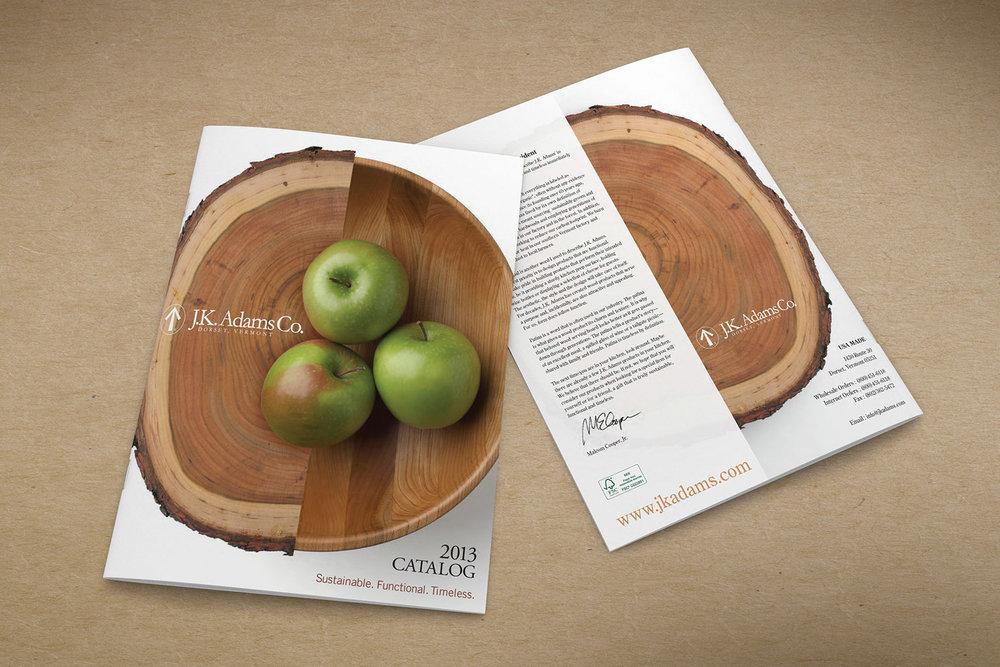 2013 J.K. Adams Catalog