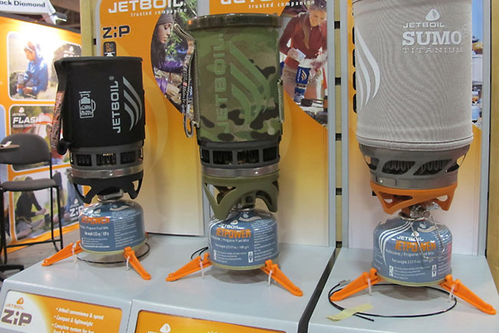 Photo of Jetboil Point-of-purchase