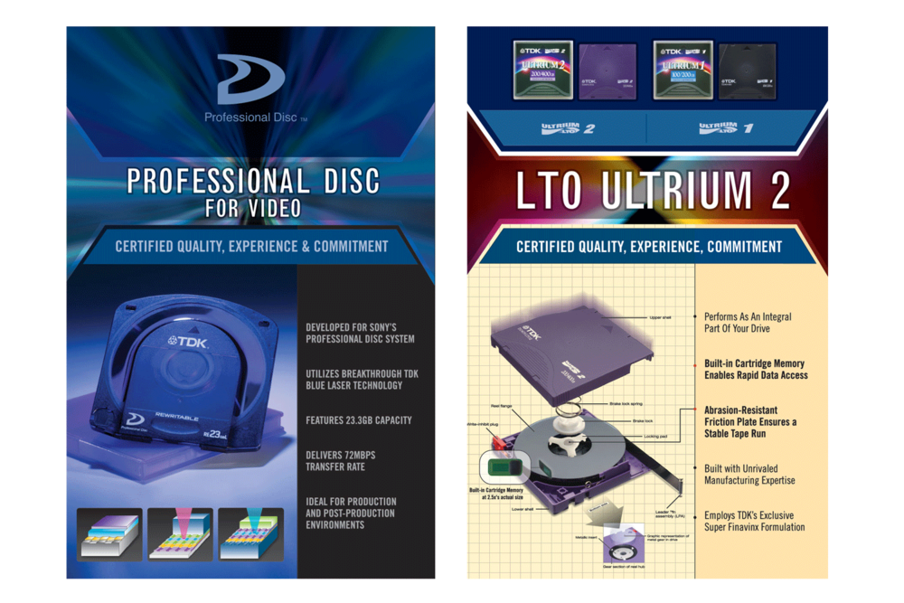 TDK Tradeshow Design