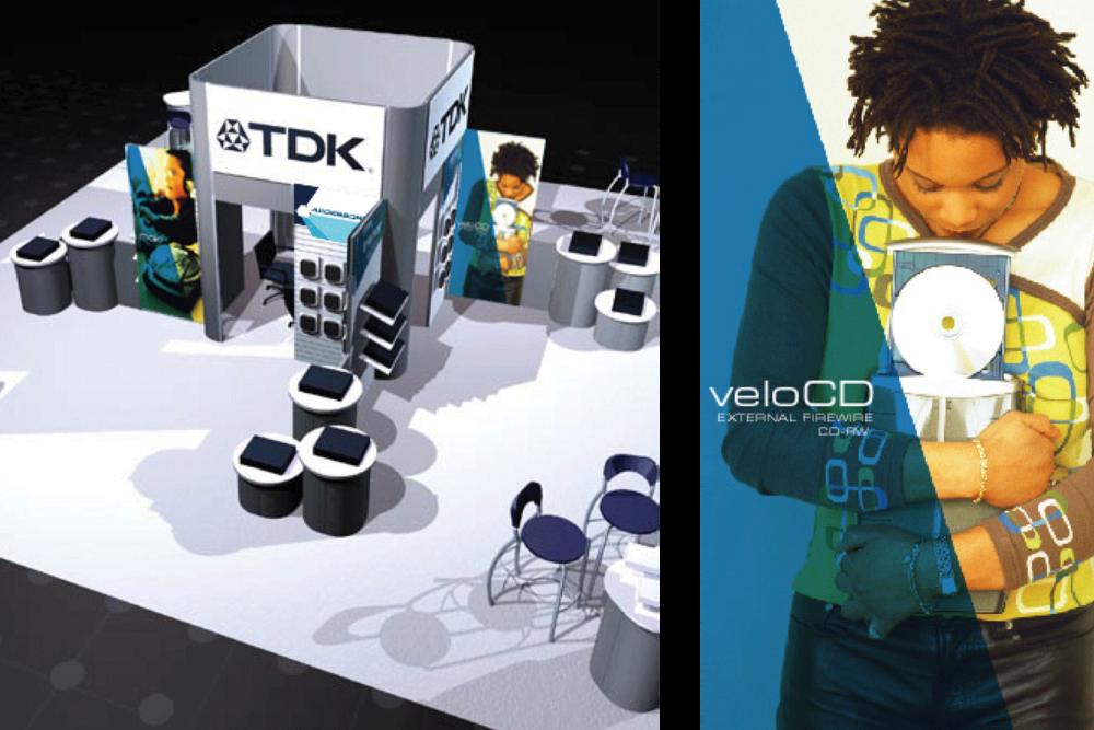 CES Tradeshow Design