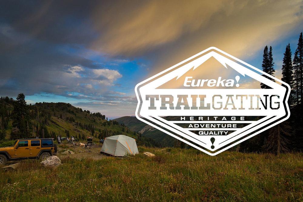 Eureka Tent Positioning