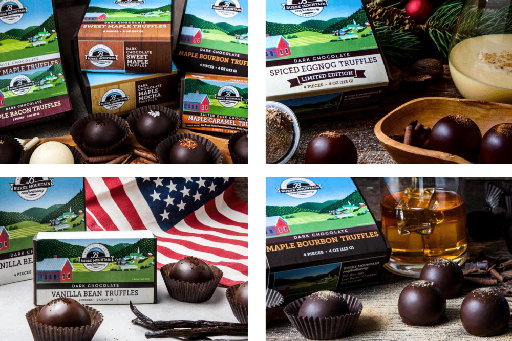 urke Mountain Confectionery Packaging