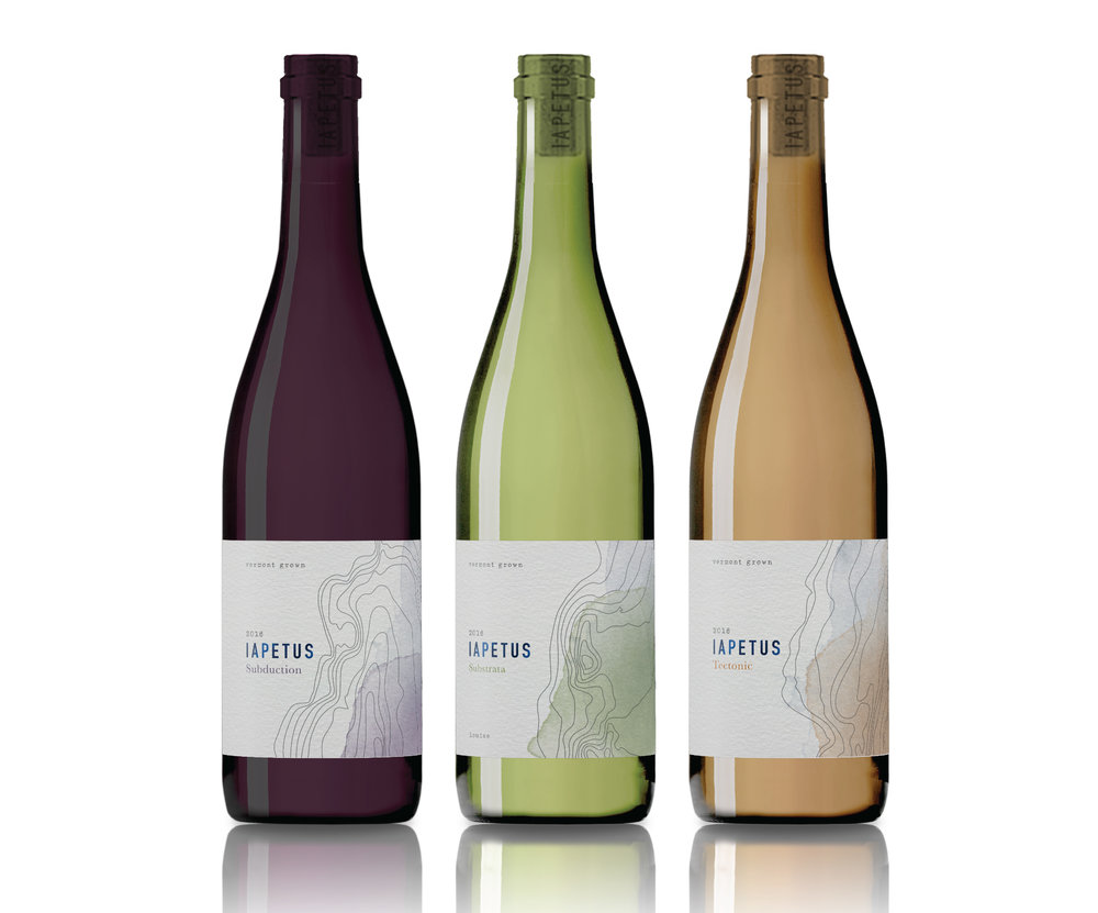 Shelburne Vineyard Packaging