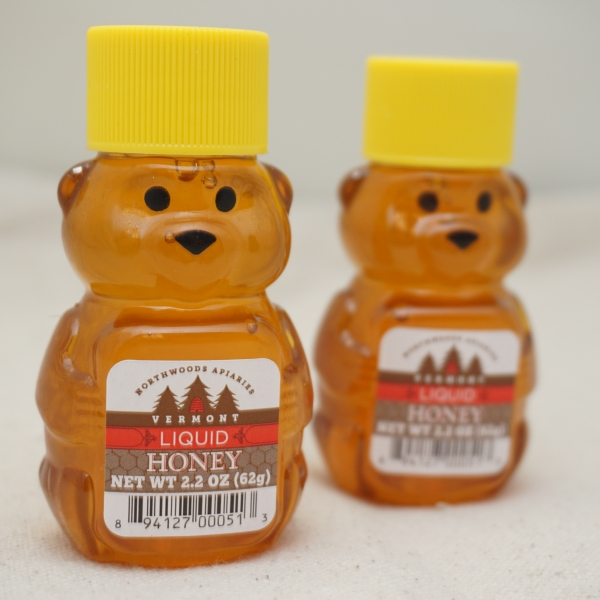 Northwoods Apiaries Honey Packaging