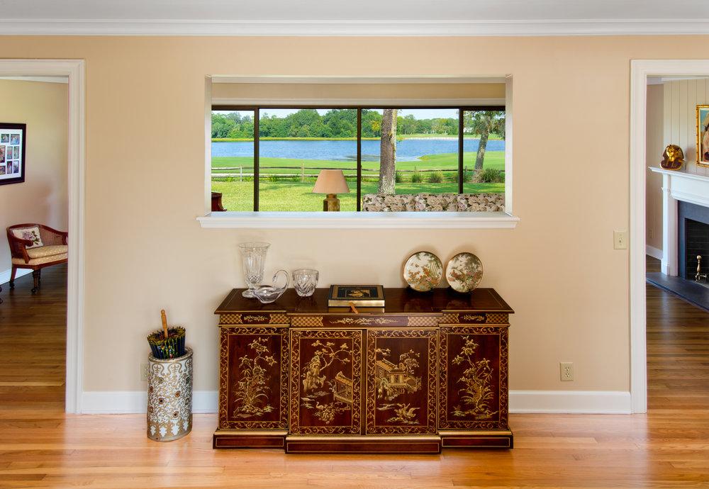 Shiel Residence, 8059 Hollyridge Road, Jacksonville, FL  32256.  Renovation by Deryl Patterson, Housing Design Matters, Inc.  904-237-8557.