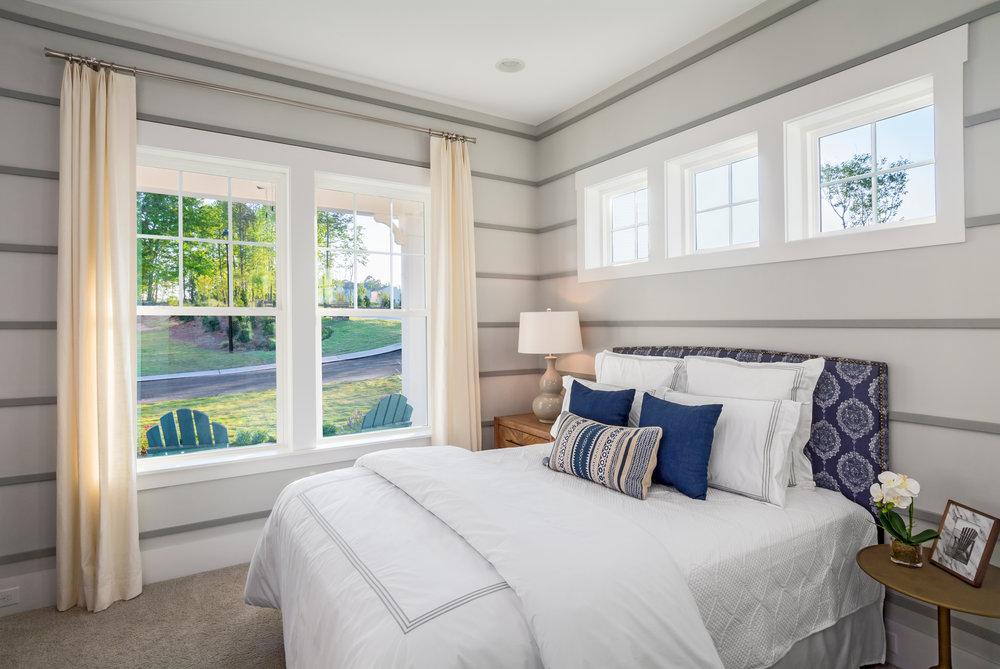 Even secondary bedrooms deserve beautiful windows!