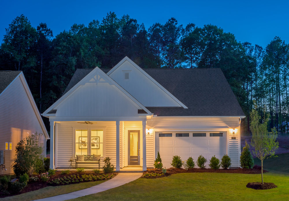 Virtuoso Model Home.  Forge Creek at Flowers Plantation, Clayton, NC.