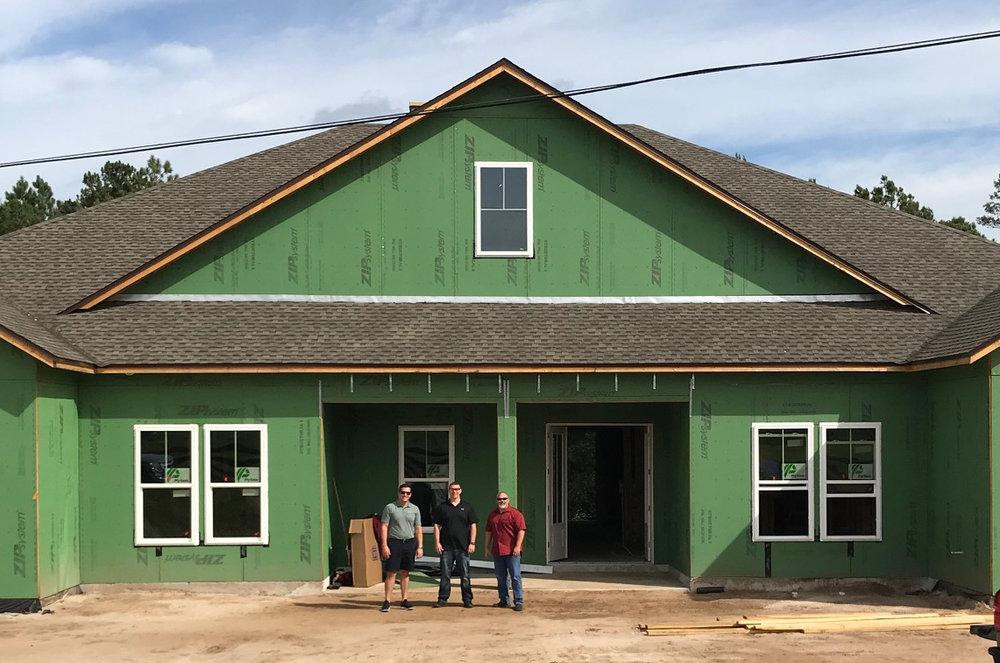 Girls Homes with Brad, Bill & Tony.jpg