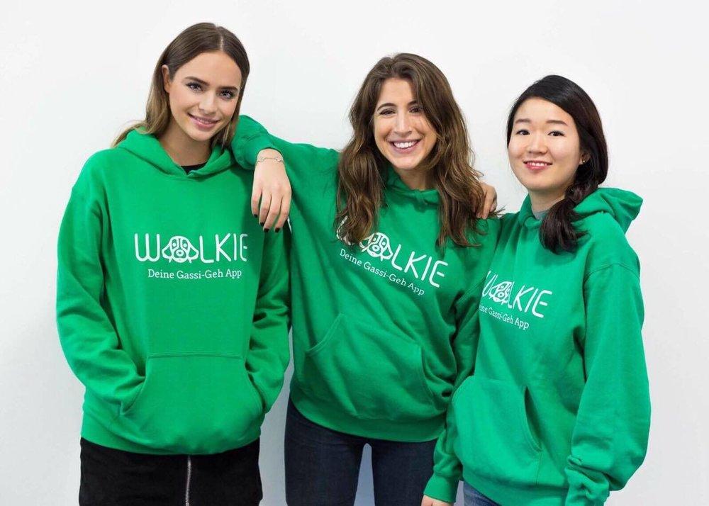 Walkie Deine Gassi-Geh App. Walkie ist vertrauenswürdiges Team auf das du dich verlassen kannst. Wir lernen alle Hundewalkers persönlich kennen.