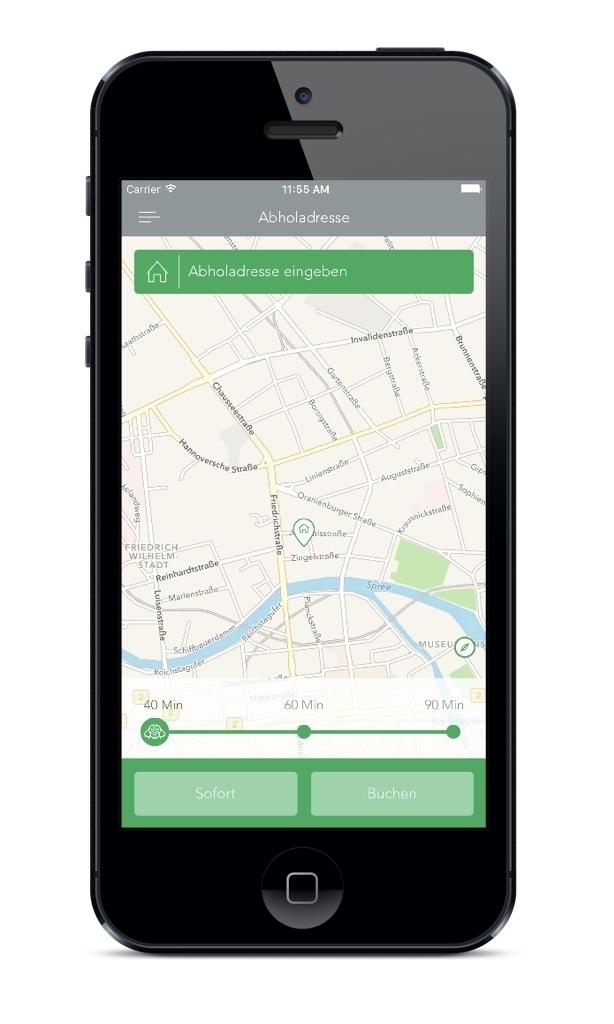 Gassi-Geh Service per App