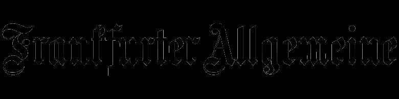 Bildergebnis für fotos vom logo  der frankfurter allgemeinen