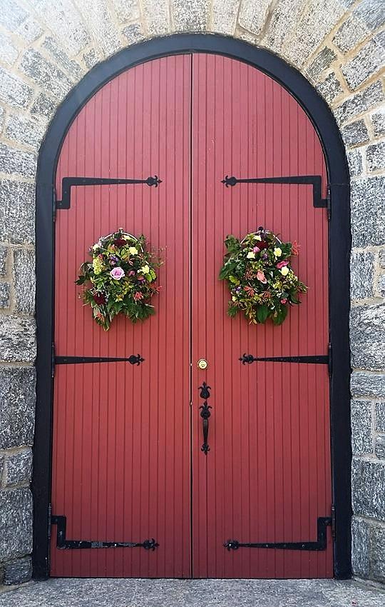 Front Doors Easter 2017