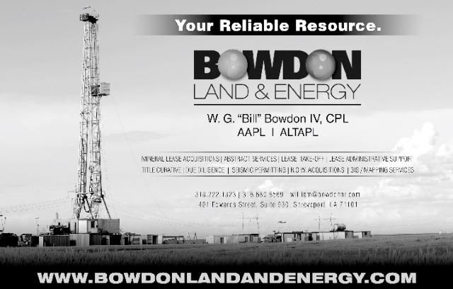 Bowdon Land & Energy