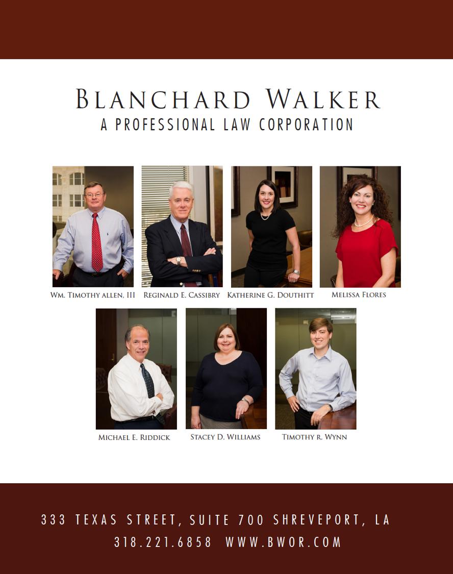Blanchard Walker