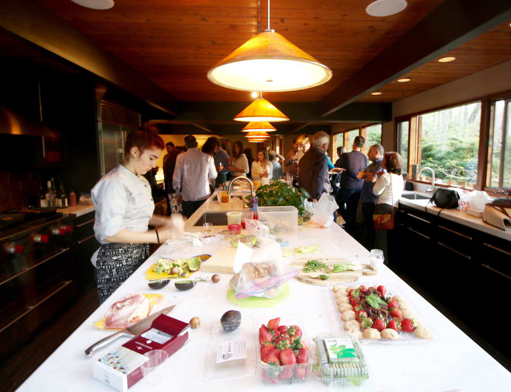 Pop=Up Chef Tasting | Wilton CT listing March, 2016