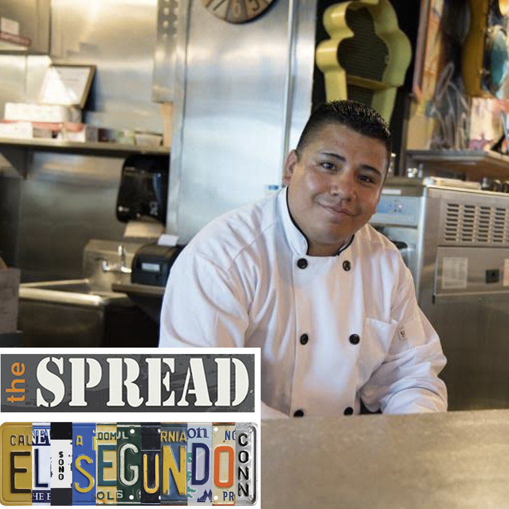 Chef Carlos Baez - The Spread and El Segundo, South Norwalk