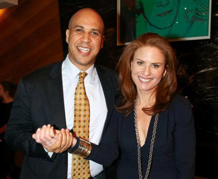 Jessica Mindich and Cory Booker.jpg