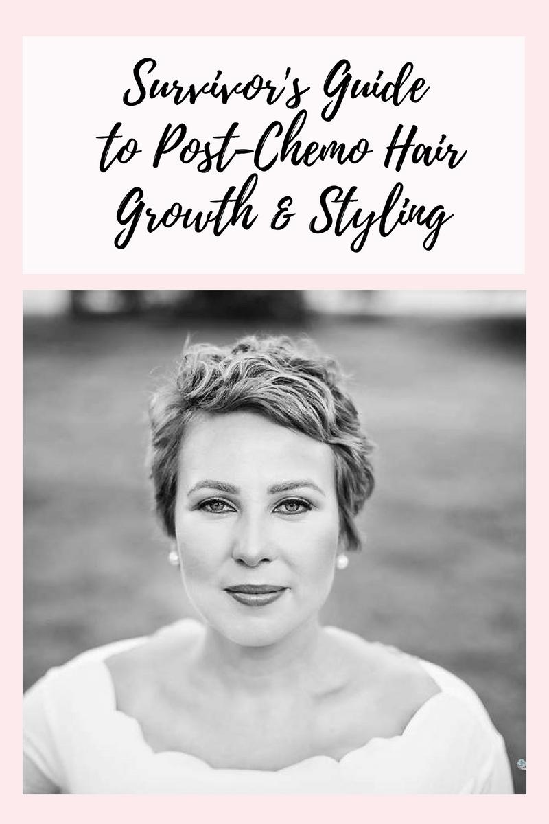 Short Hair Love Post Chemo Hair Growth Tips Womens Image Catalog