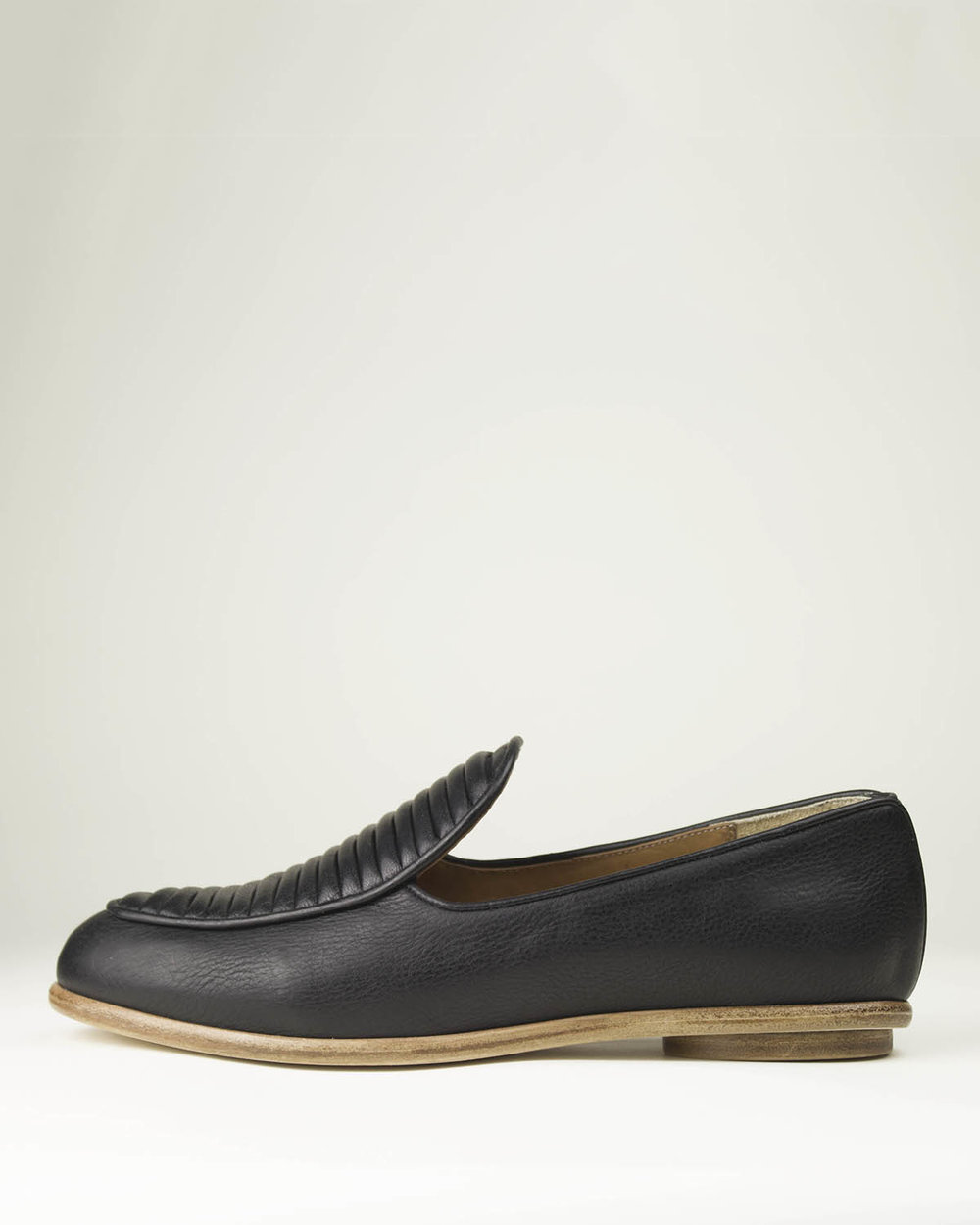 corie humble shoe design collection seoul korea portfolio loafer