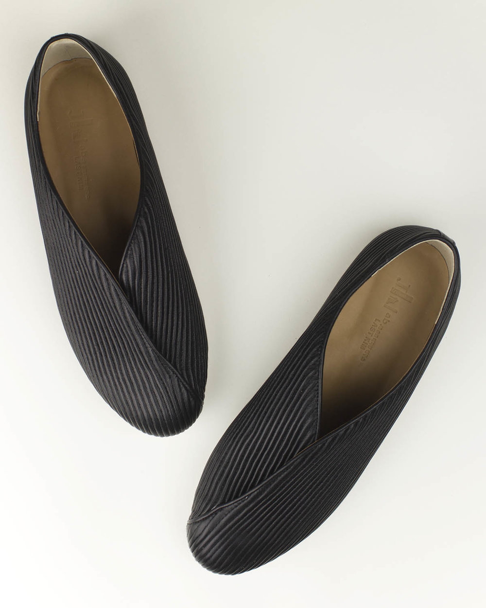 corie humble shoe design collection seoul korea portfolio slipper