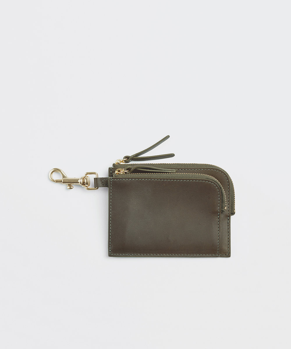 corie humble skagen wallet olive small coin