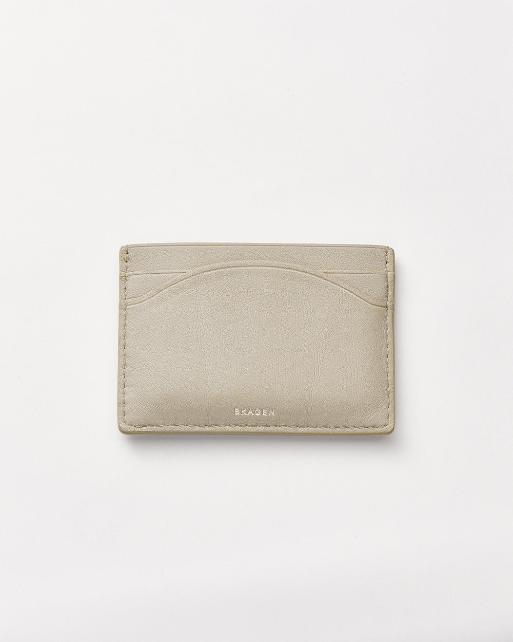 corie humble skagen wallet oatmeal card case