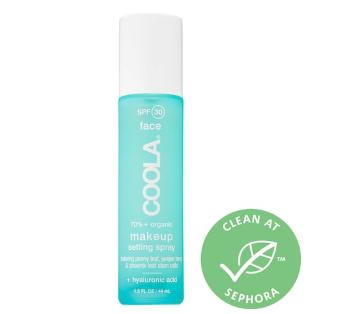 Coola Organic Makeup Setting Spray SPF 30