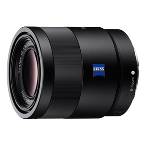 Sony 55m f/1.8   Beautiful prime lens. Great for interviews and weddings.
