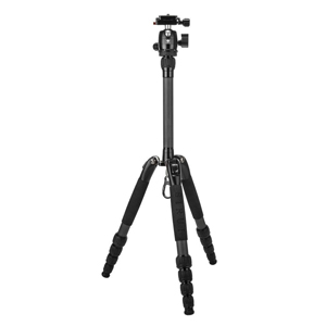 Sirui Carbon Fiber Tripod   Ultralight (under 2 pounds) tripod for both travel and shooting on location. Easy to adjust ball head.